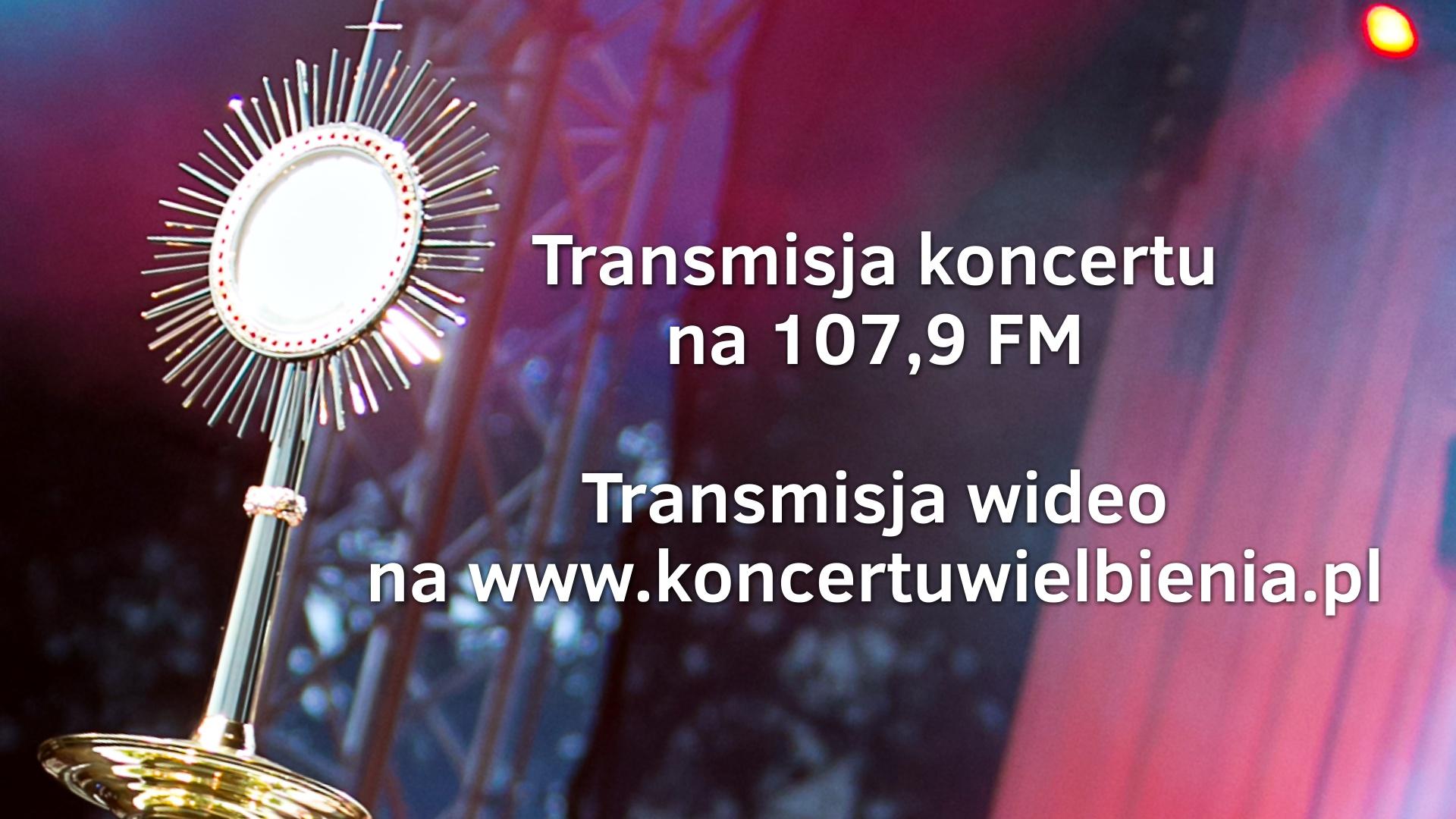 Transmisja-koncertu